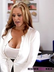 Doctor Julia Ann And Sandra Luberc Use Their Creamy Pussies And Talented Mouths In A Raunchy Lusty T