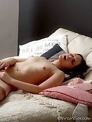 Nina forced to take matters into her own hands to satisfy her craving for sex